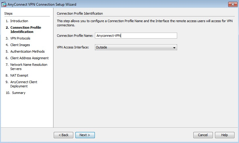 Configuring a client-based remote-access VPN - CCNA Security 210-260