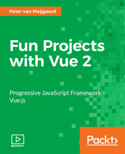 Fun Projects with Vue 2 [Video]