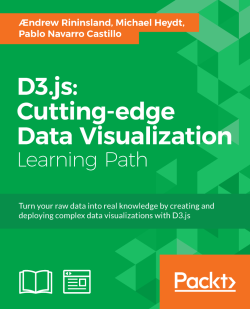 Learning D3 js 5 Mapping - Second Edition