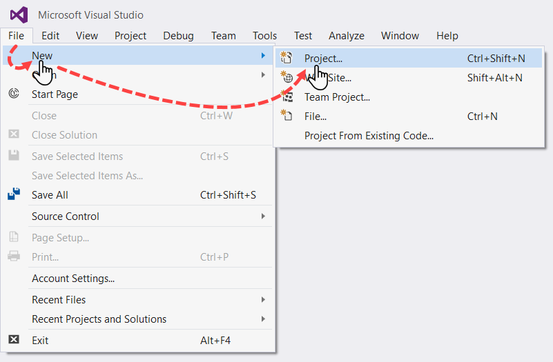 Building your first WPF application - Mastering Visual