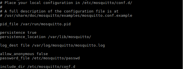 Securing Mosquitto - ESP8266 Home Automation Projects