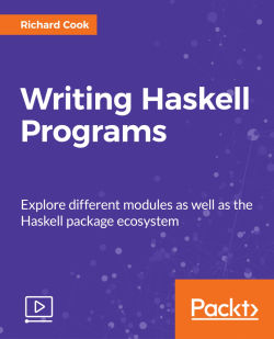 Writing Haskell Programs [Video]