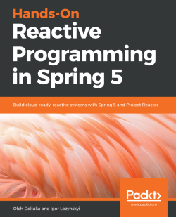 Index - Hands-On Reactive Programming in Spring 5
