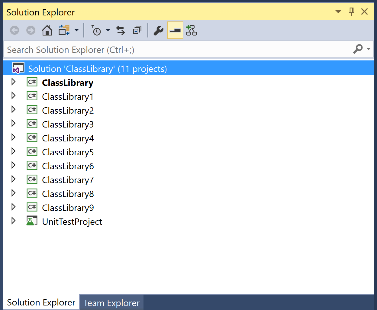Including and excluding subset of tests for live execution
