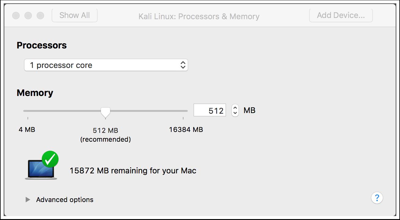 Installing Kali Linux - Kali Linux Network Scanning Cookbook