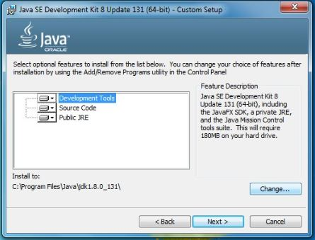Getting set up - installing Python, a JDK, and Spark and its