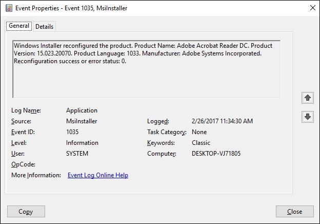 Installed software detection - Enterprise PowerShell