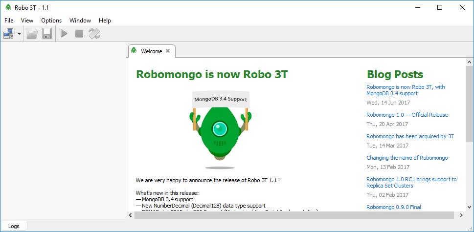 What is Robomongo? - Scala Reactive Programming