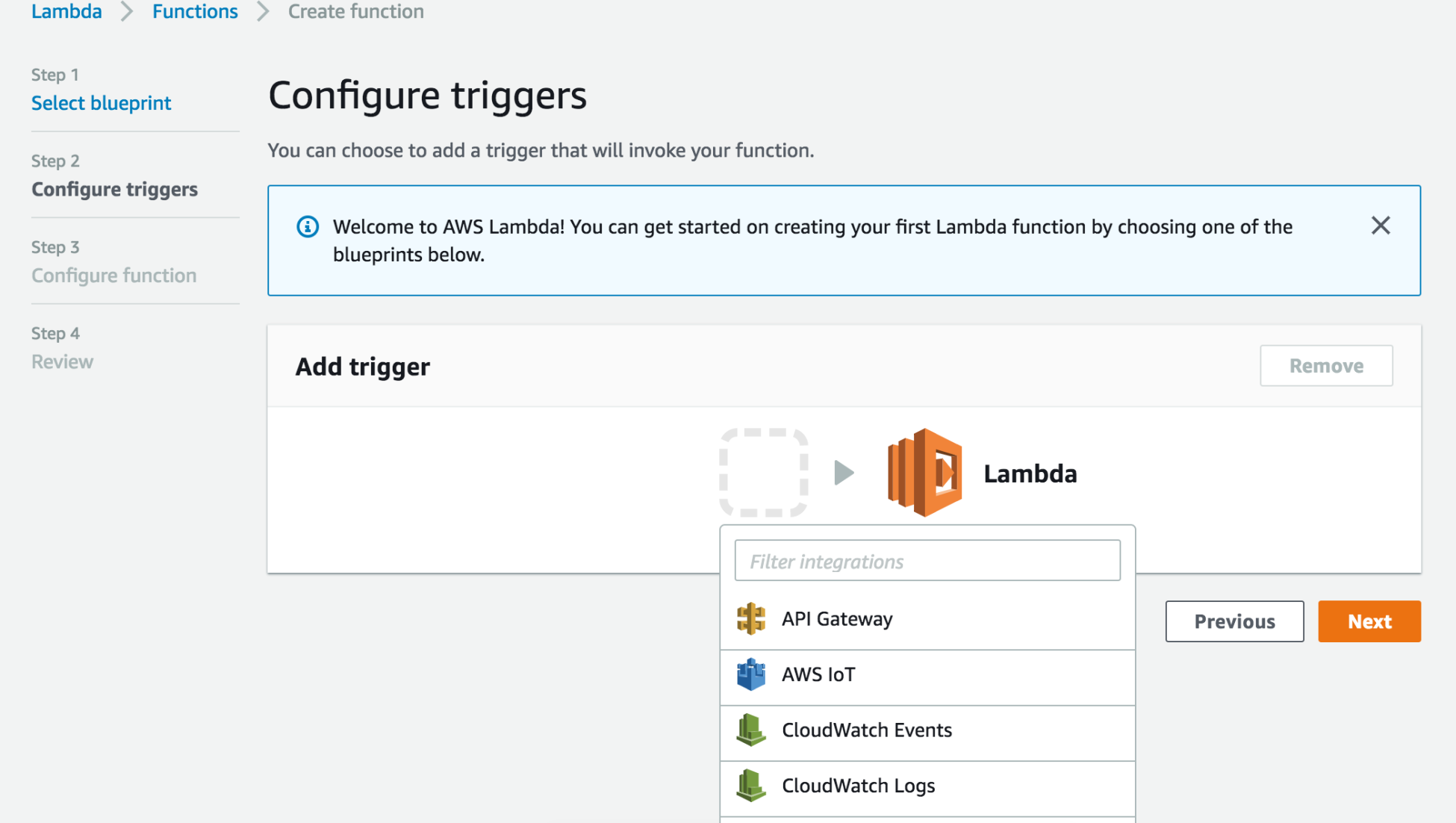 Triggers in AWS Lambda - Building Serverless Applications with Python