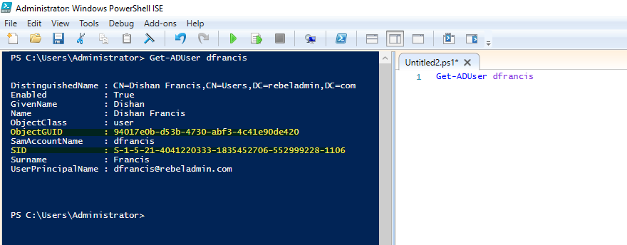 Active Directory objects - Mastering Active Directory