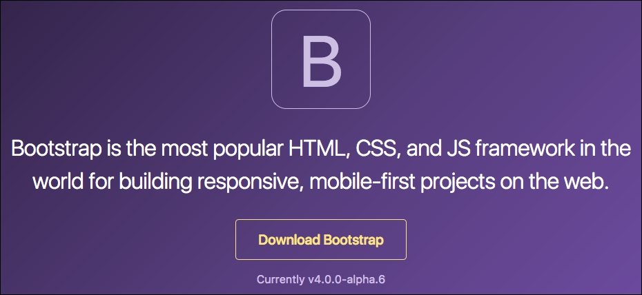 Bootstrap - Vue js 2 and Bootstrap 4 Web Development