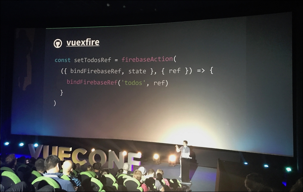 Connecting the Vuex store to the Firebase database - Vue js
