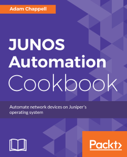 JUNOS NETCONF over SSH setup - JUNOS Automation Cookbook