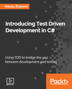 Introducing Test Driven Development in C# [Video]