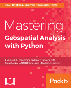 Reading and writing raster data with Rasterio - Mastering Geospatial