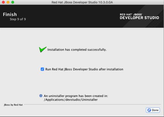 JBoss Developer Studio - JBoss: Developer's Guide