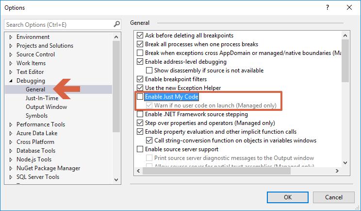 Debugging Mono class libraries - Mobile DevOps