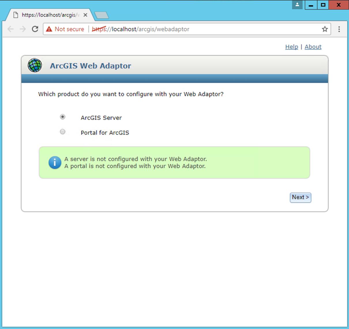 Installing ArcGIS Server - Mastering ArcGIS Enterprise