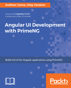 Text editing with rich editors - Angular UI Development with