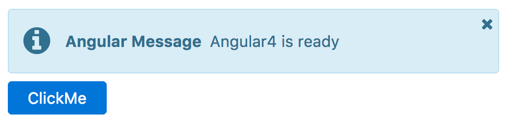 Notifying users with Messages and Growl - Angular UI