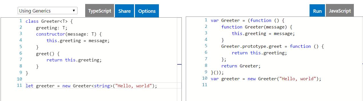 TypeScript fundamentals - Angular UI Development with PrimeNG