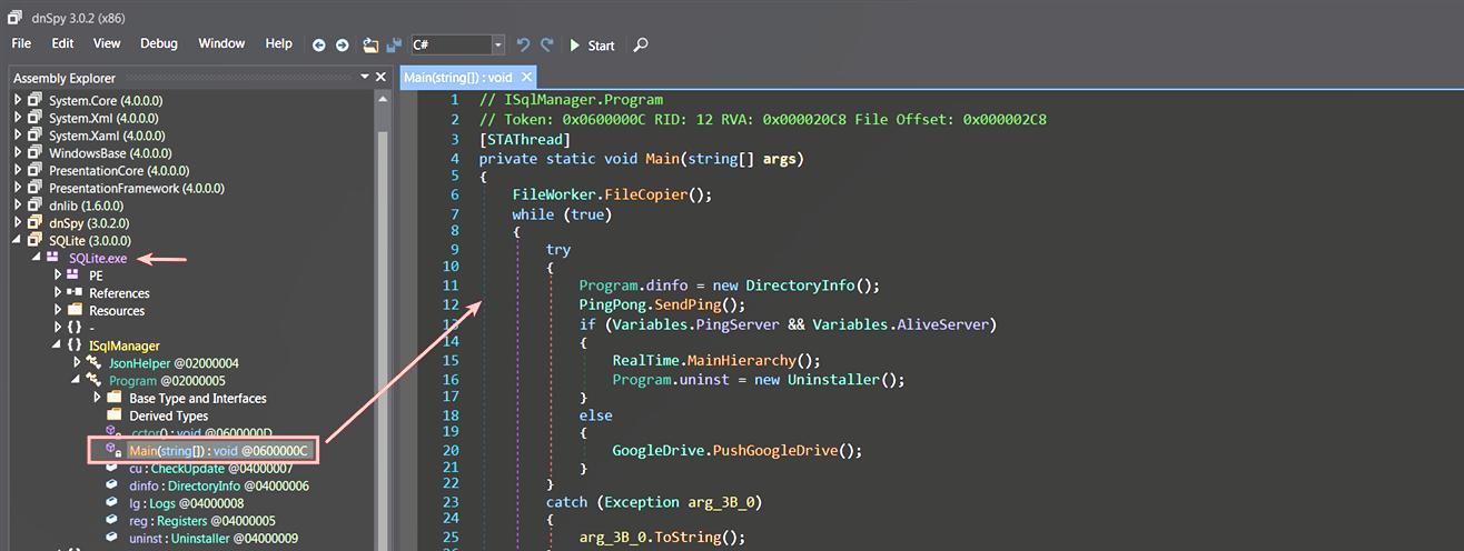 4  Debugging a  NET Application - Learning Malware Analysis
