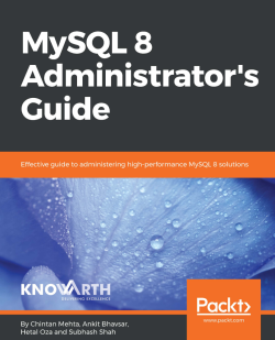 MySQL 8 Administrator's Guide