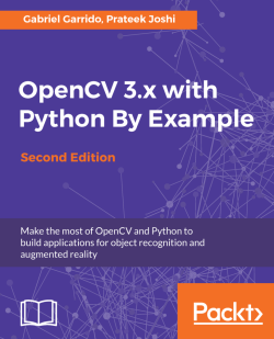 OpenCV 3 x with Python By Example - Second Edition