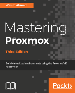 A virtual disk image - Mastering Proxmox - Third Edition
