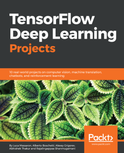 The input corpus - TensorFlow Deep Learning Projects