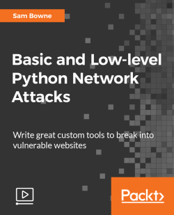 Basic and Low-level Python Network Attacks [Video]