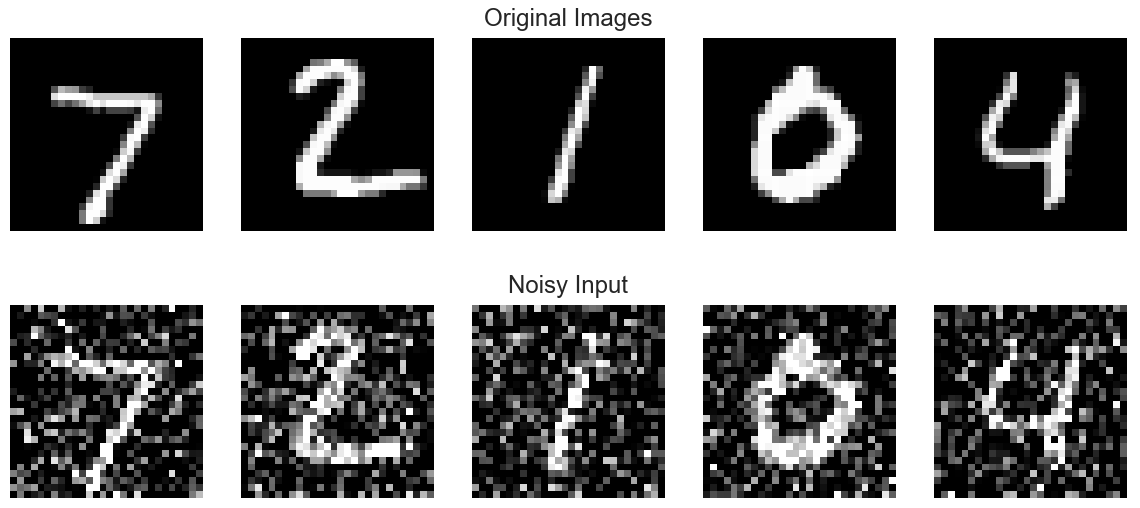 Denoising autoencoders - Deep Learning By Example
