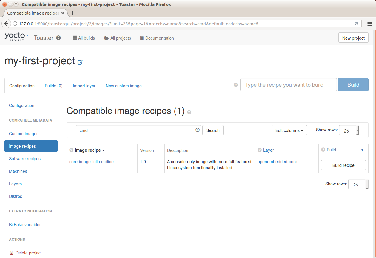 Building an image to QEMU - Embedded Linux Development using