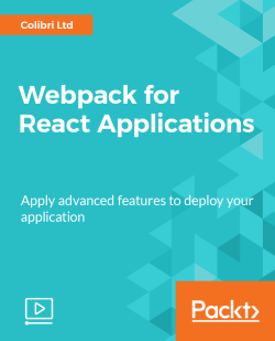 Webpack for React Applications [Video]