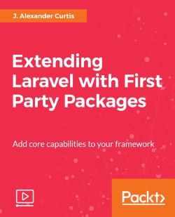 Extending Laravel with First Party Packages [Video]