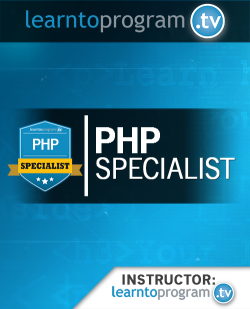 PHP Specialist (2017 Edition) [Video]