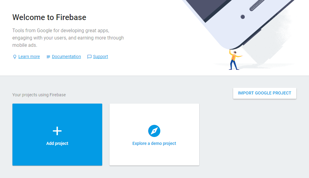 Getting started with Firebase - Serverless Web Applications with