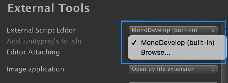 Introducing the MonoDevelop code editor - Learning C# 7 By