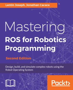 Free eBook: Mastering ROS for Robotics Programming