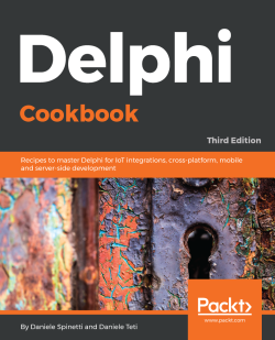 Making a phone call from your app - Delphi Cookbook - Third Edition