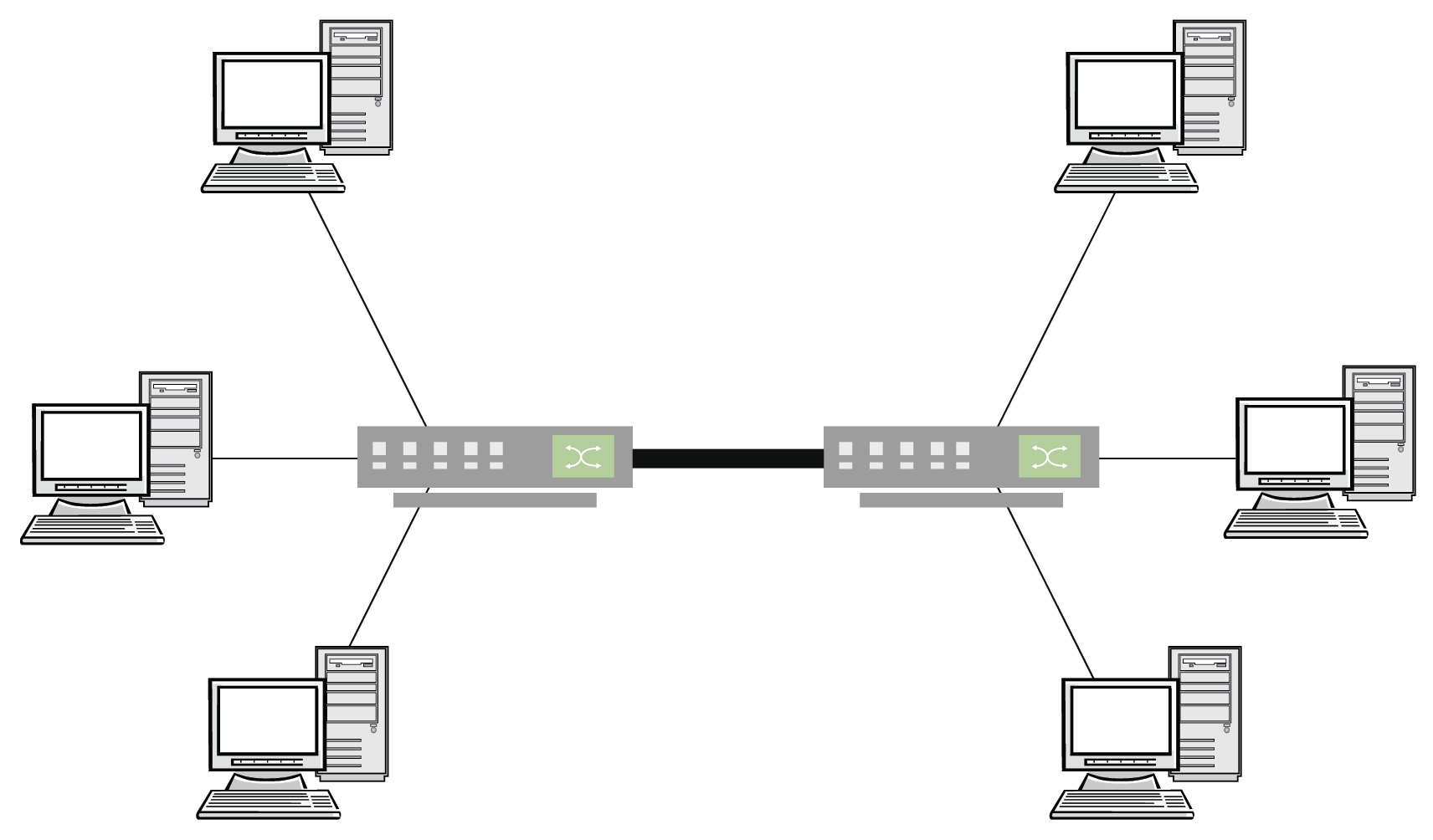 Computer network topologies - CCENT/CCNA: ICND1 100-105