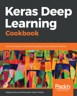 Classification for breast cancer - Keras Deep Learning Cookbook