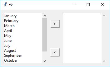 Grouping widgets with frames - Tkinter GUI Application Development