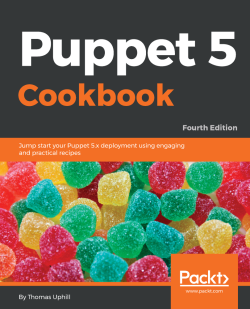 Using EPP templates - Puppet 5 Cookbook - Fourth Edition