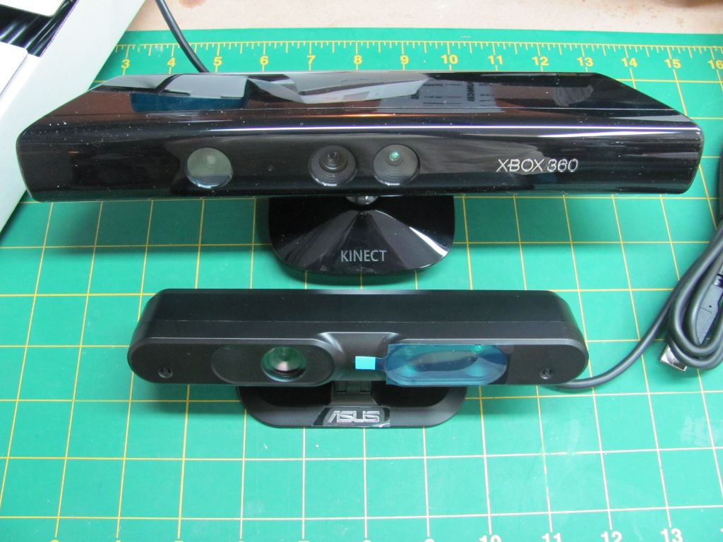 Interfacing Kinect and Asus Xtion Pro in ROS - ROS Programming