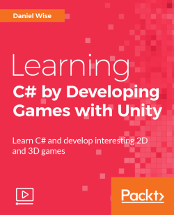 Learning C# by Developing Games with Unity
