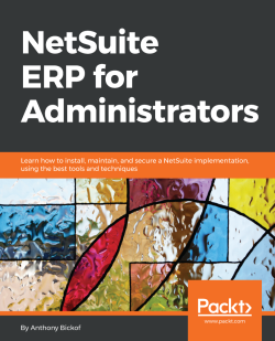 Free eBook - NetSuite ERP for Administrators