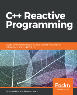 Event-driven programming model - C++ Reactive Programming