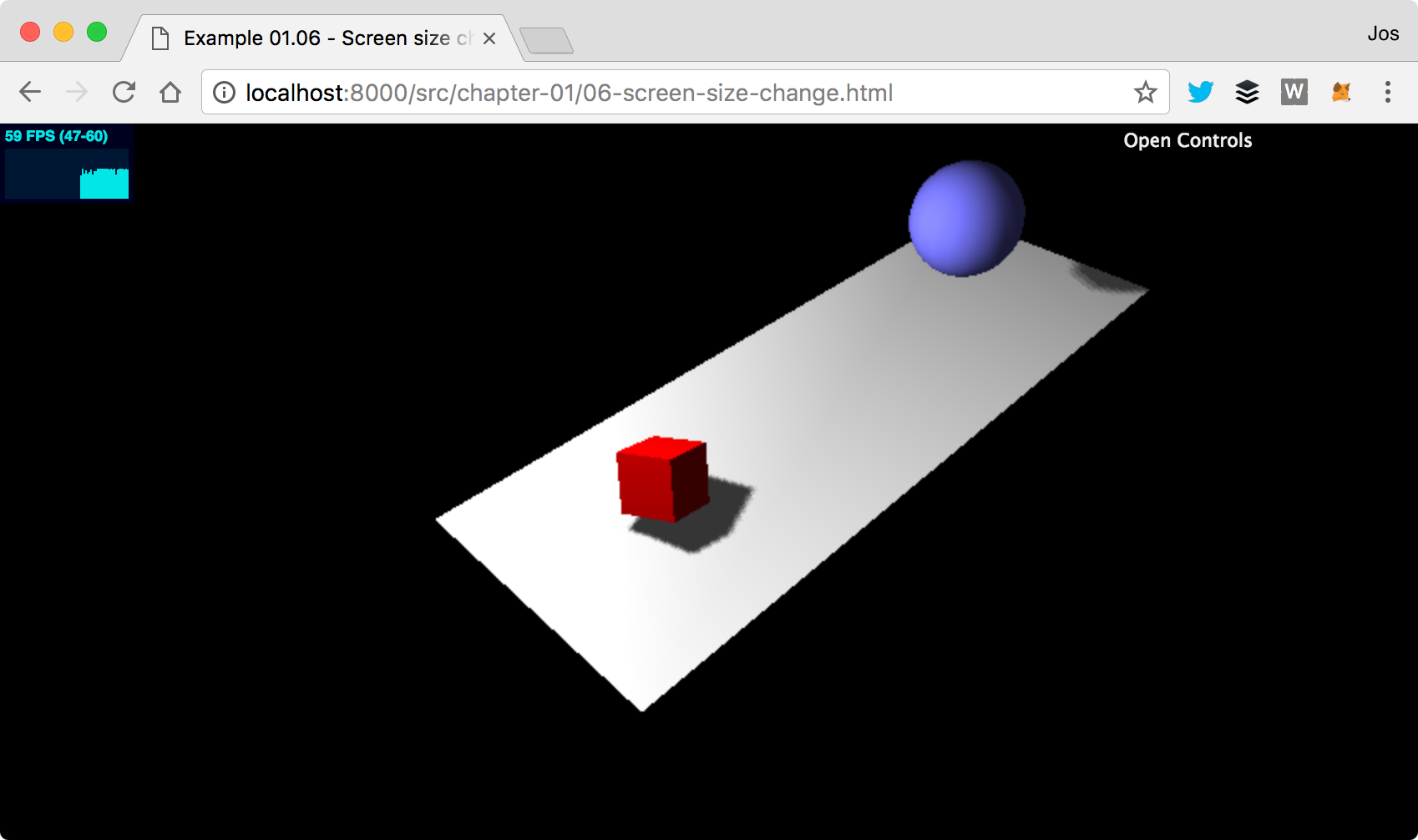 Creating Your First 3D Scene with Three js - Learn Three js