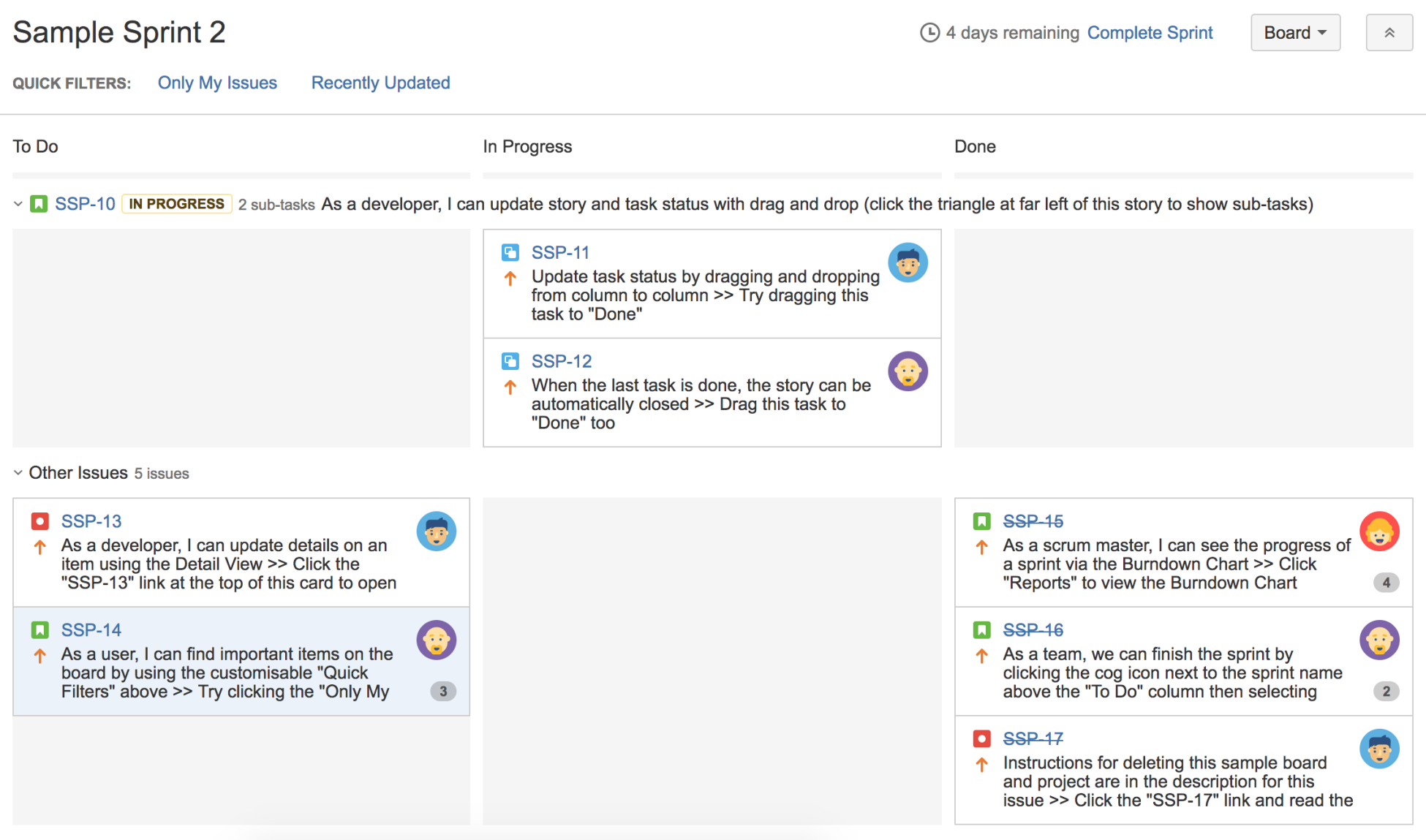 Understanding Jira and its agile features - Jira Software